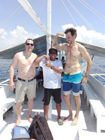Lapu Lapu, Filipinler: Ocean Dreamer Island Tours
