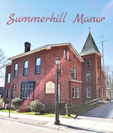 Port Hope, แคนาดา: Summerhill Manor built c. 1852