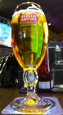 Maple Ridge, Canada : Fresh Stella Draft