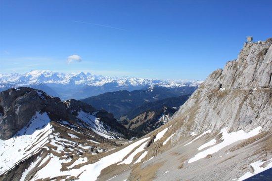 Mount Pilatus : View from the top of Mt. Pilatus.