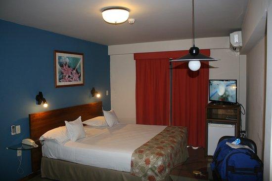 Hotel Amalfi: Room view
