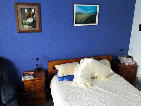 Whanganui, New Zealand: Queen Room
