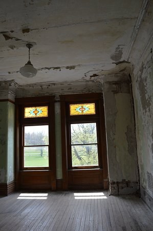 Mansfield, OH: In the process of restoration, money goes back into preservation.