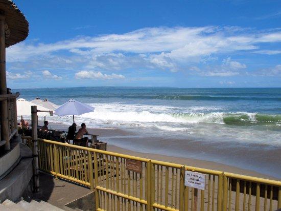 Kerobokan, Indonésia: Finns Beach Club - Canggu