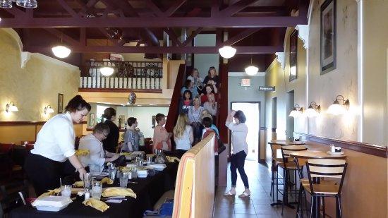 Rushford, Миннесота: Il Luigi Italian restaurant