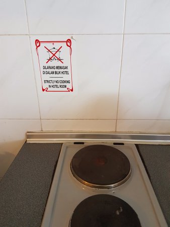 Mahkota Hotel Melaka: If you can't use it, why is it here?