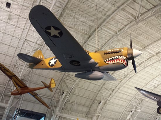 Smithsonian National Air and Space Museum Steven F. Udvar-Hazy Center: 20161202_144625_large.jpg