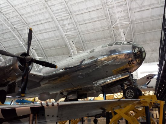 Smithsonian National Air and Space Museum Steven F. Udvar-Hazy Center: 20161202_150304_large.jpg