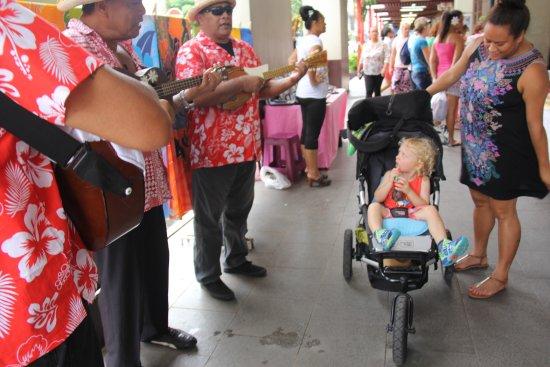 Municipal Market: entertaiment
