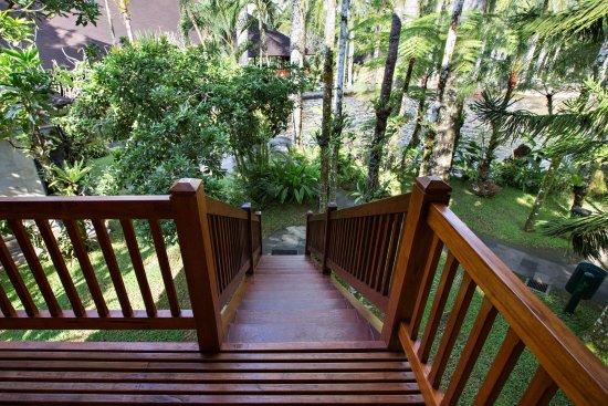 Тегалаланг, Индонезия: Lake View Room
