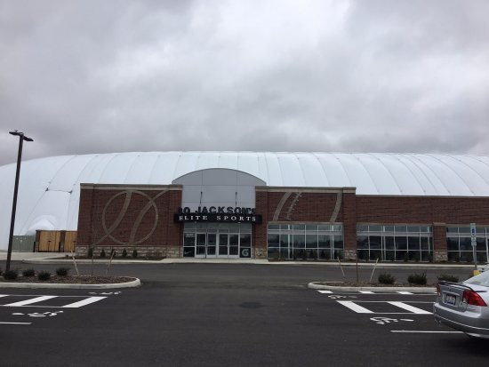 Hilliard, OH: The Bo complex on an (unfortunately) dark and stormy day (sorry Snoopy)