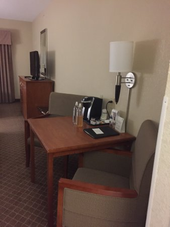Ames, IA: Pictures from our stay.  Room pictured is 316.