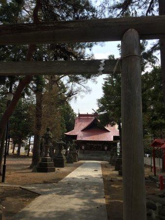 Kuroishi, Japan: 黒石神明宮