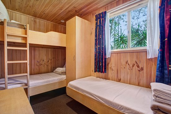 Gerroa, Australien: Beach Hut second bedroom