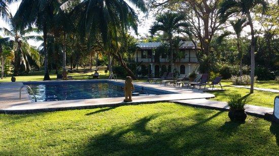 Hotel Paraiso del Cocodrilo: Der Pool ist immer eine Abkülung Wert!