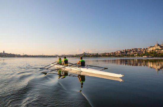 Istanbul Rowing Tour