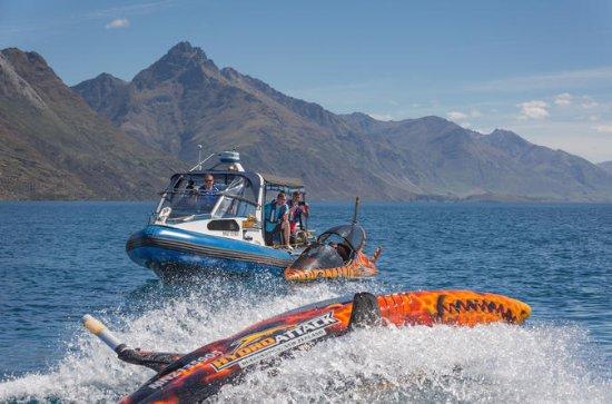 Hydro Attack Boat Trip og Shark Ride...