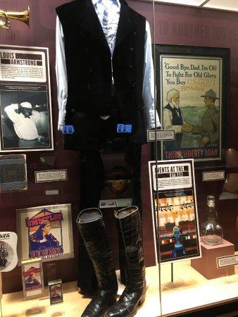 Ryman Auditorium : Johnny Cash wardrobe
