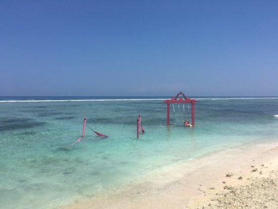 Kepulauan Gili, Indonesia: Gili islands - main big island views