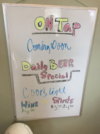 Chewelah, WA: on tap coming
