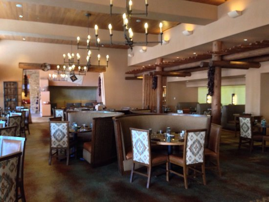 Santa Ana Pueblo, NM: Secluded, amazing hotel to wake up in.