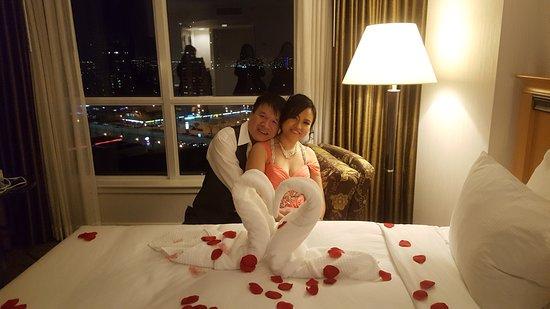 Μπέρναμπι, Καναδάς: Honeymoon Suite
