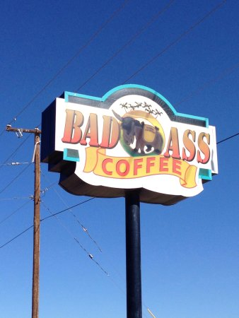 Bernalillo, NM: Great coffee and attitude
