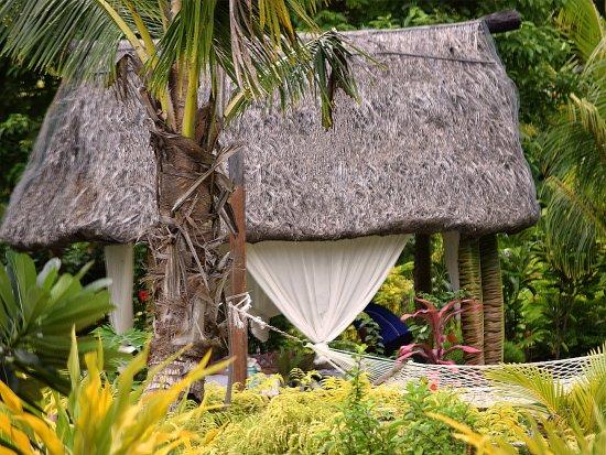 Qamea Island, Fiji: Spa