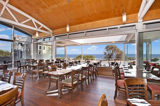 Mornington, Australia: View from the Bistro