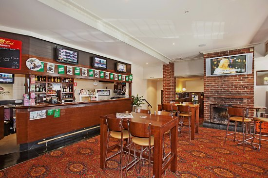 Mornington, Australia: Club bar