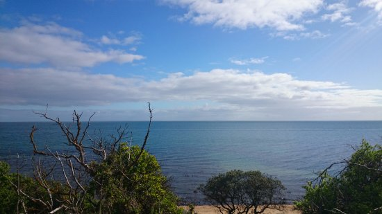 Mornington, Australia: Port Phillip bay view