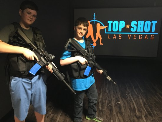 ‪Top Shot Las Vegas‬
