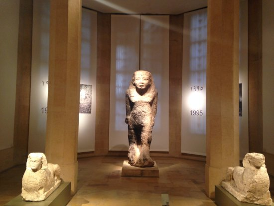 Artifacts - Picture of National Museum of Beirut, Beirut - TripAdvisor