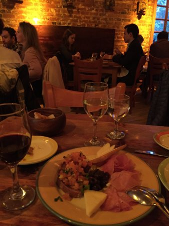 Pepolino Restaurant New York City
