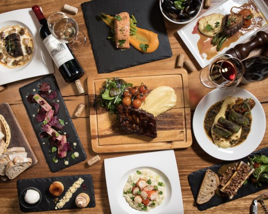Napoleon Food And Wine Bar Review