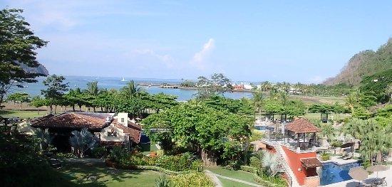 Los Suenos Marriott Ocean & Golf Resort : View from Room 315