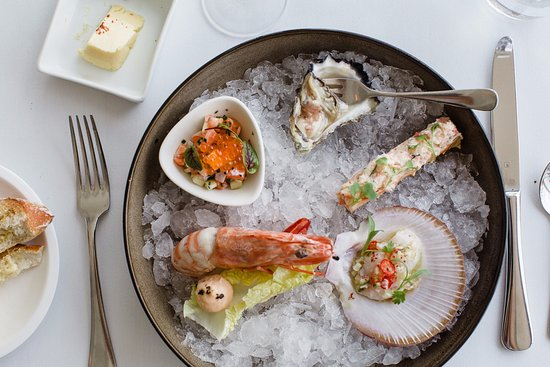 McMahons Point, Australia: Seafood Plate