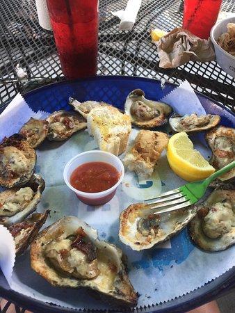 Bay Saint Louis, MS: Beach Food!