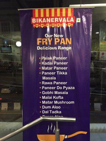 New Dishes At Bikanervala Lajpat Nagar