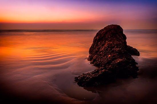 Ashvem Beach-bild