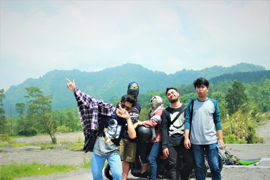 Sleman, Indonesia: Merapi ..
