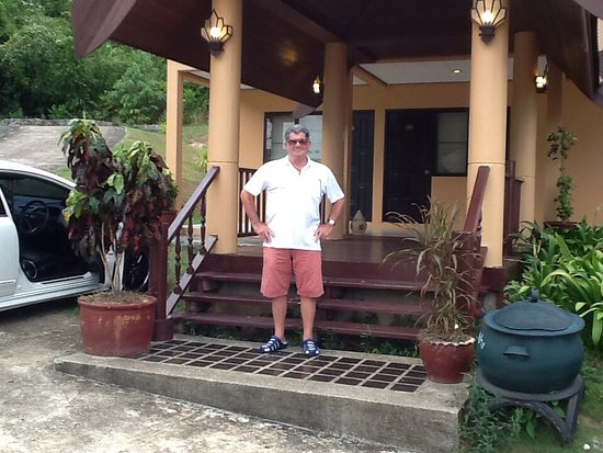The Aiyapura Koh Chang: Can rent A private suit with swimming pool