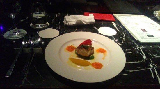 Billboard Live: 魚料理  鯛