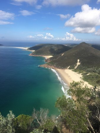 Port Stephens, Australia: Mount Tomaree, you should go there!