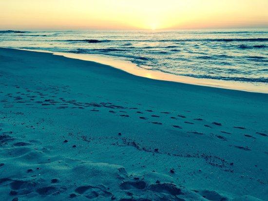 Skeleton Coast Park, Namibia: The sunsets are breathtaking!!