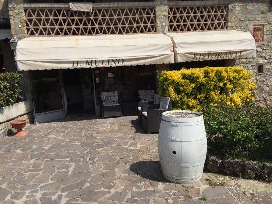 Quercegrossa, Italia: entrata