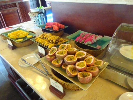 Khu nghỉ dưỡng Hoi An Silk Village: Breakfast
