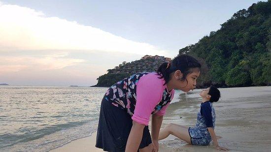 Kantary Bay, Phuket : หาดสวย