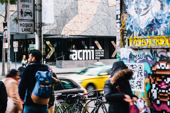 ‪Australian Centre for the Moving Image‬