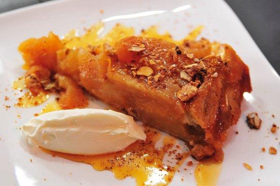 SY La Terrasse : tarte tatin